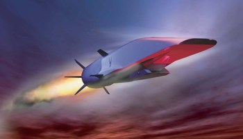 China and Russia are winning the hypersonic missile race -- can the US spend its way out of trouble?