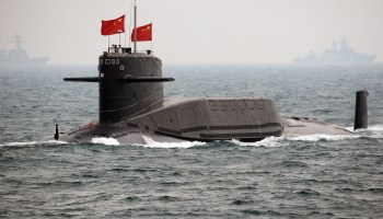 Senior US Navy officials say Russian and Chinese subs are now operating near America's east coast