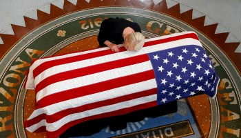 Remembering and saying goodbye to Senator John McCain