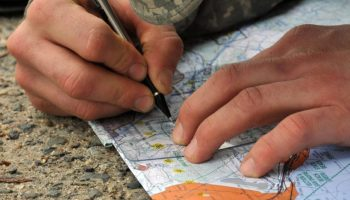 Planning and Plotting Your Route During Land Navigation in Selection