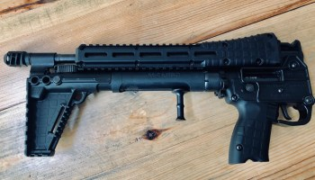 Take your Kel-Tec Sub 2000 to another level   M*CARBO Muzzle Brake review