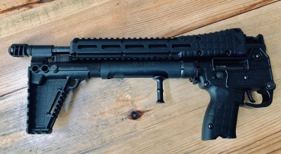 Take your Kel-Tec Sub 2000 to another level | M*CARBO Muzzle Brake review