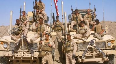 1st Platoon, Bravo Co, 3rd Recon Bn