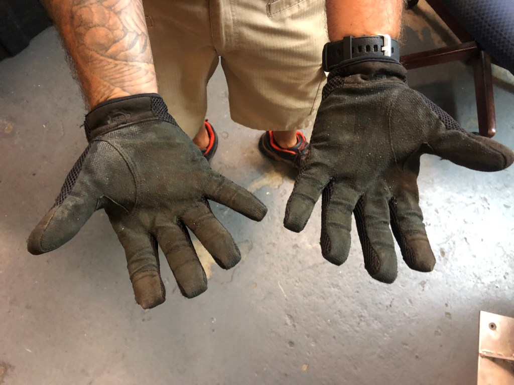 S&S Precision Warm Weather Maritime Assault Gloves