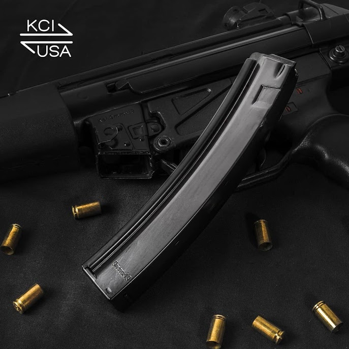 MP-5 Mags from KCI USA: 21st Century Tech at 20th Century Prices