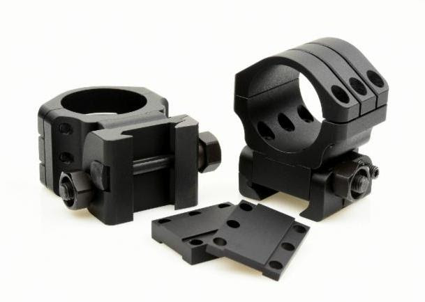 Warne AnglEye Adjustable Scope Rings