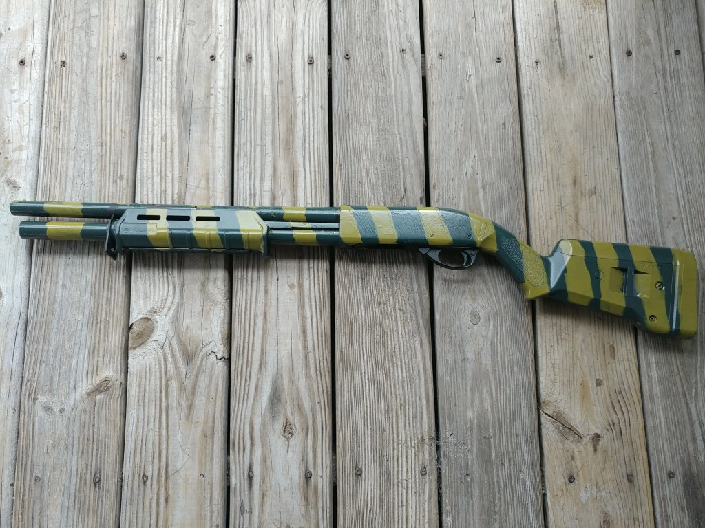The Rhodesian Camo Paint Kit by AT Armor