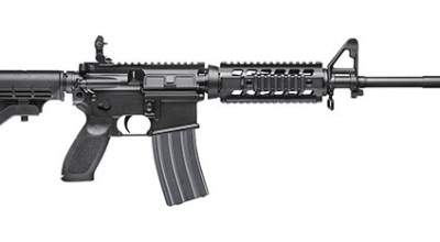 Detroit Police Department S.W.A.T. Adopts SIG SAUER M400 Rifles