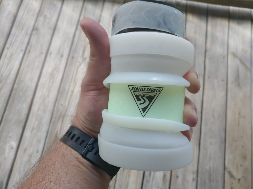 The Firewater Plus Water Bottle