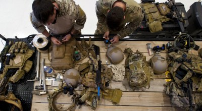 Loadout Room photo of the day | Joint Urban Assault Training