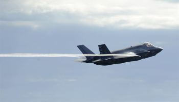 Marines show how F-35s can destroy targets without ever firing a shot