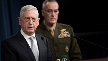 A man without a party: Trump calls Defense Secretary James Mattis 'kind of a Democrat' in hint of departure