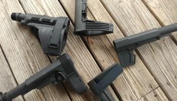 The Evolution of the Pistol Brace