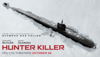 Hunter Killer's action packed ride just might be what military fiction genre needed to resurface