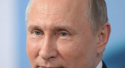 Russian President Vladimir Putin (Wikimedia Commons).