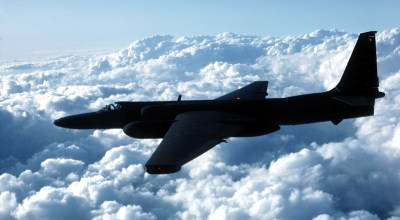 The legendary U-2 spy plane is still flying missions today — and is about to get a big upgrade
