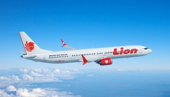FAA issues orders regarding 737 MAX after Lion Air crash