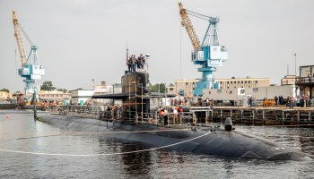 American attack submarines lost 1,891 days since 2008 waiting for maintenance