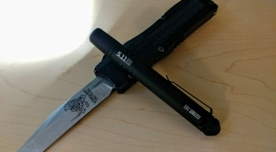 The EDC PL 2AAA From 5.11 Tactical