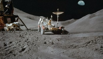 Russia says they plan to 'verify' whether Americans really reached the moon