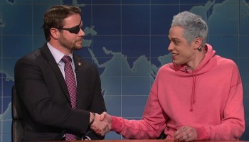 Watch: SNL's Pete Davidson apologizes to former Navy SEAL Dan Crenshaw