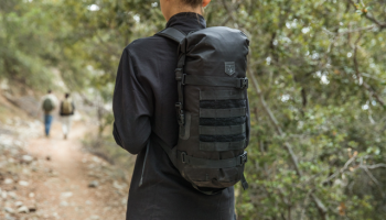Cannae Pro Gear Celeritas: A minimal, durable roll-top pack for your essential gear