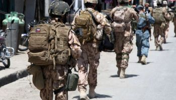 American and Czech SOF Under Investigation For Afghan Detainee Death
