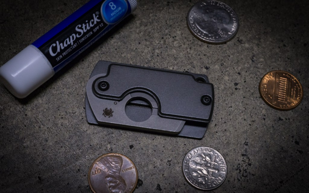 "Spyderco Dog Tag Folder: Ultimate ""carry anywhere"" folding knife"