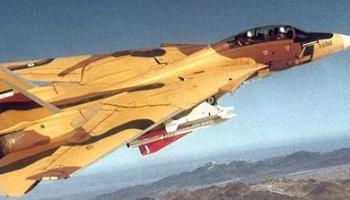 How Iran tries to keep its F-14s flying