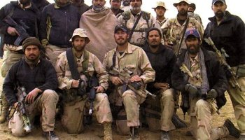 On This Day, Green Berets Insert Into Afghanistan, Link-up With Hamid Karzai