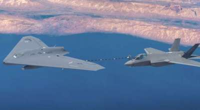 US Navy didn't want Lockheed Martin's drone refueler — but the Air Force might