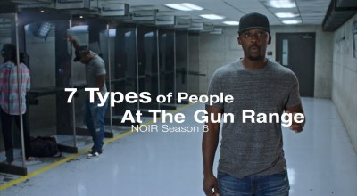 7 Types of people you meet at the shooting range