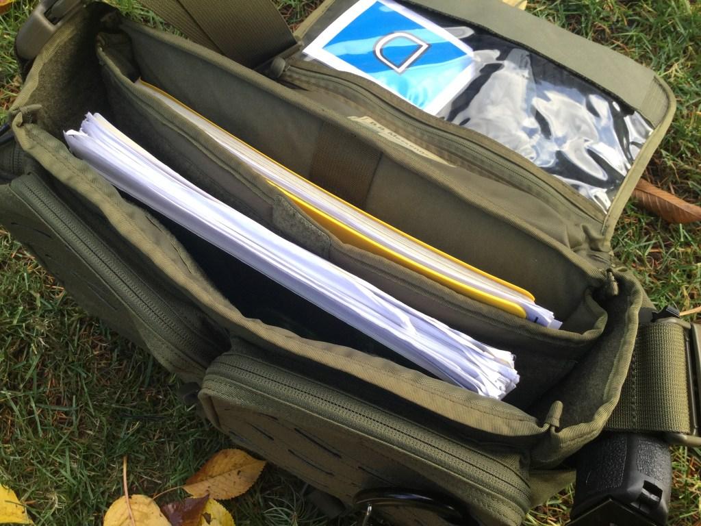Direct Action Messenger Bag: A versatile messenger bag for any lifestyle