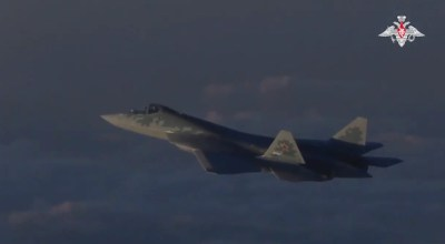 Russia just released new footage of their 5th Generation Su-57 operating in Syria… but should anyone take it seriously?