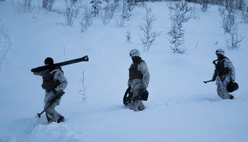 US troops struggle to operate in Russian-contested Arctic after decades of desert warfare: 'We can do better'