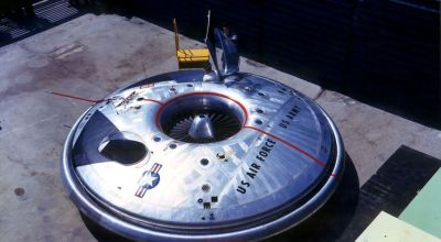 The Avrocar: America's secret flying saucer that barely made it off the ground