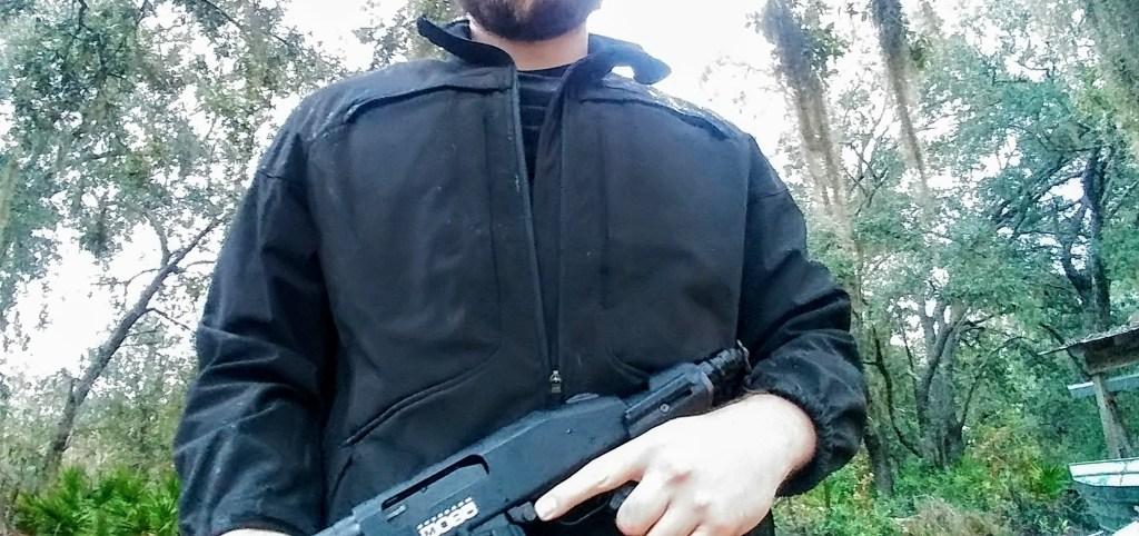 The Propper BA Softshell Duty Jacket