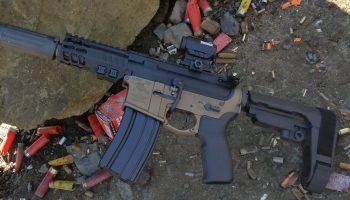 The SB Tactical SBA3 Brace