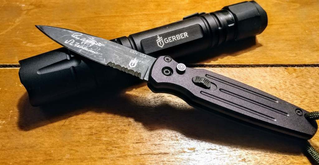 The Gerber Mini Covert Auto: The little switchblade that could
