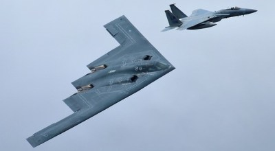 Could hypersonic missile technology mean an end to long-range bombers?