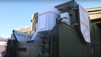 Russians show off their new 'secret' laser weapon -- the 'secret' is probably that it doesn't work