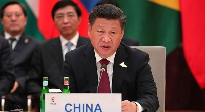 Chinese President Xi Jinping, image courtesy of www.kremlin.ru
