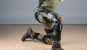 F-35 maker lands multi-million dollar Army exoskeleton enhancement contract