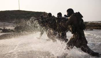 'ISIS terrorists have just hijacked a cruise ship': Greek and US SOF train for contingencies
