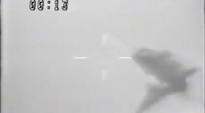 Watch: Classic F-14 shoot down of two Libyan MIG-23's