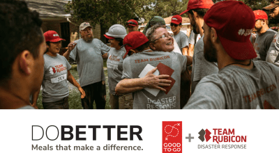 Good To-Go Again Aims to #DoBetter this Holiday Season