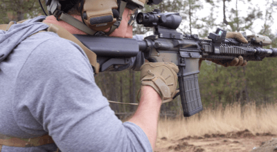Trijicon ACOG with Primary Arms ACSS reticle