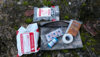 Crate Club's first aid kit: Courtesy of North American Rescue