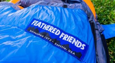 Feathered Friends Swift UL 20 sleeping bag