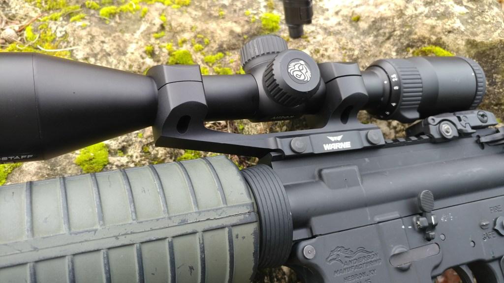 Warne MSR XSKEL1 Gen 2: The Ultimate AR scope mount